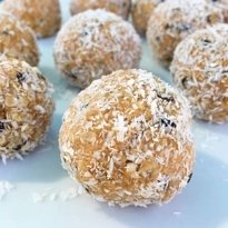 five ingredient bliss balls