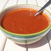 Vegetable Bean Soup Nonny Soup gluten free vegetarian #glutenfreerecipes www.healthygffamily.com
