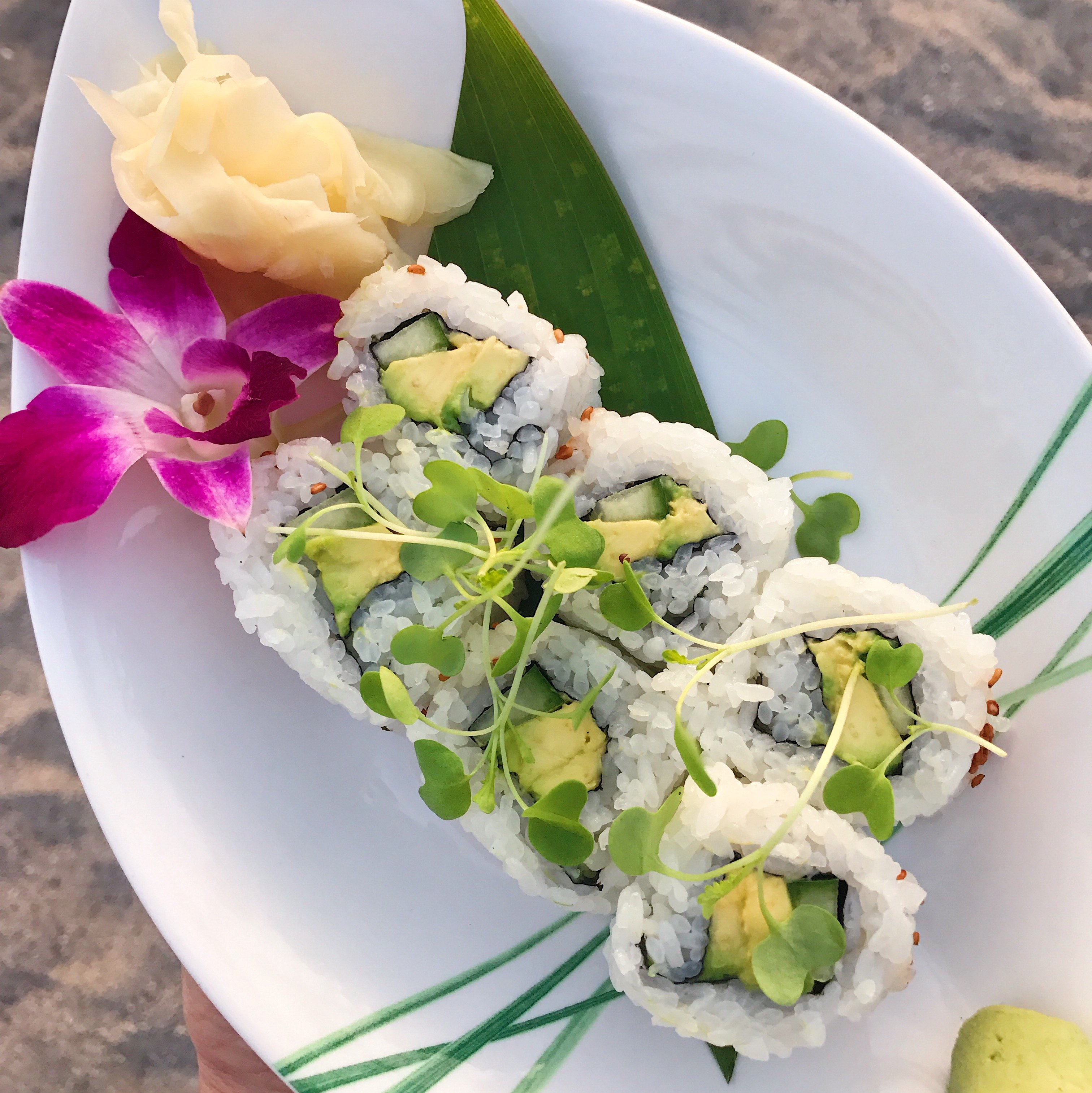 is your sushi gluten-free?