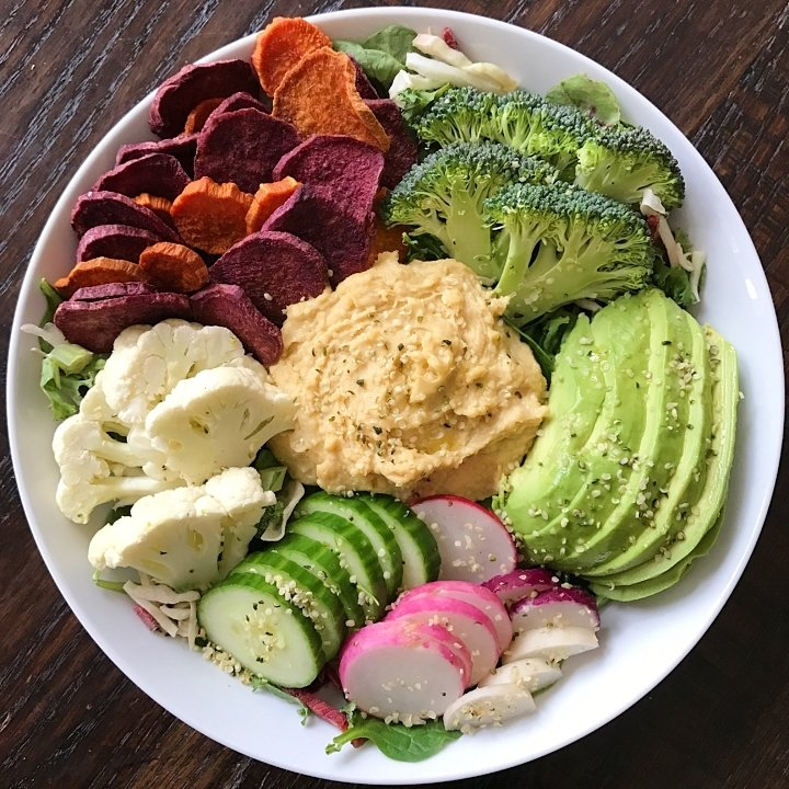 macadamia nut hummus #glutenfree #glutenfreerecipes www.healthygffamily.com