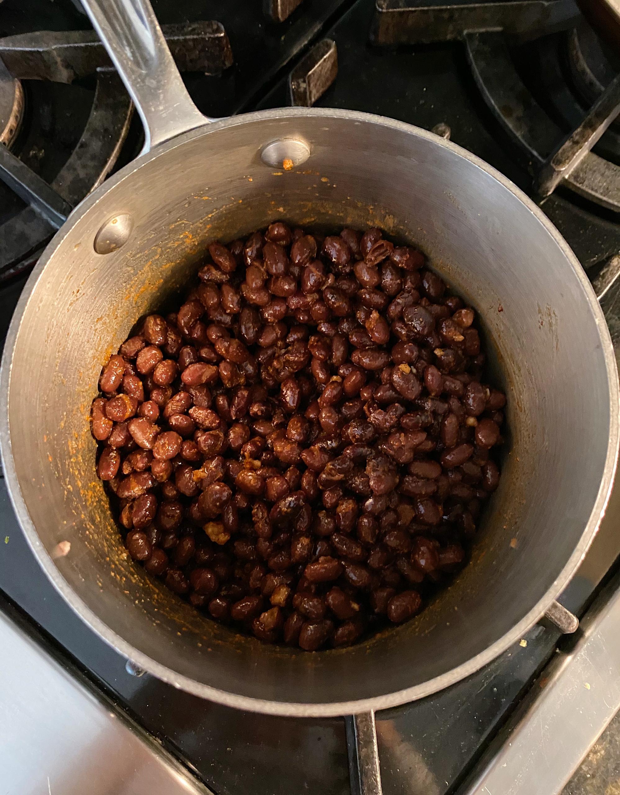 Black bean corn quesadillas gluten-free easy recipe www.healthygffamily.com
