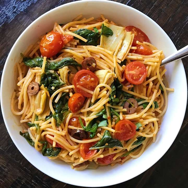 Image result for vegetarian pasta dishes