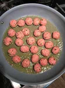 gluten free italian meatballs www.healthygffamily.com