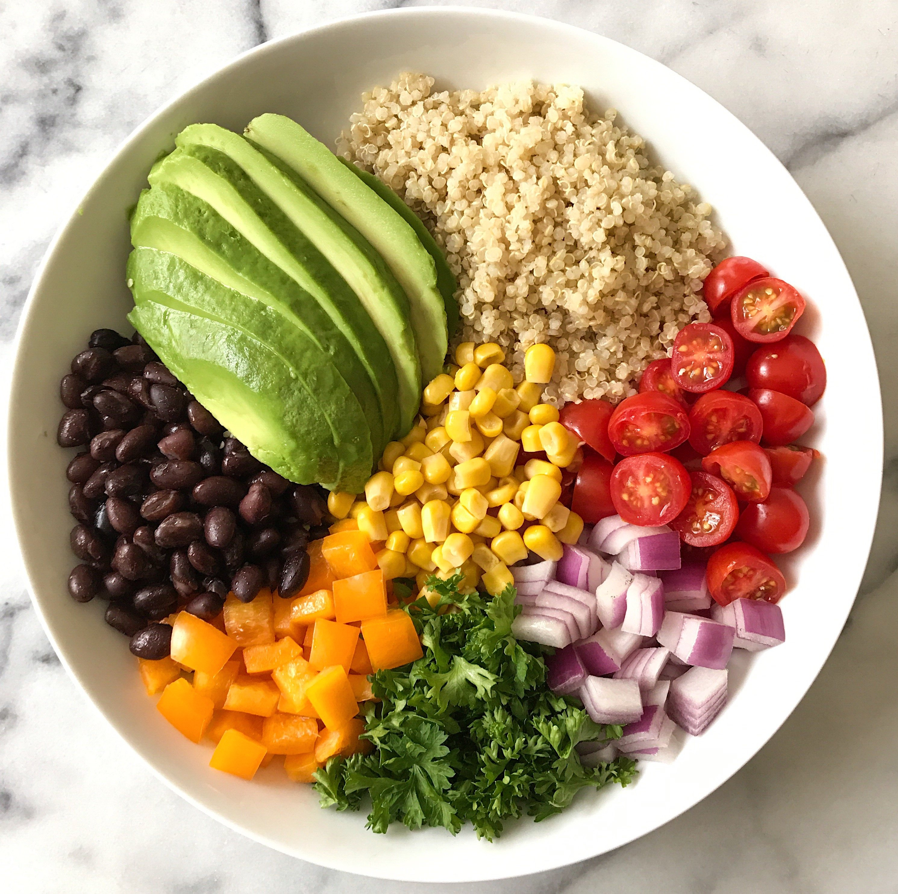taco tuesday inspired buddha bowl