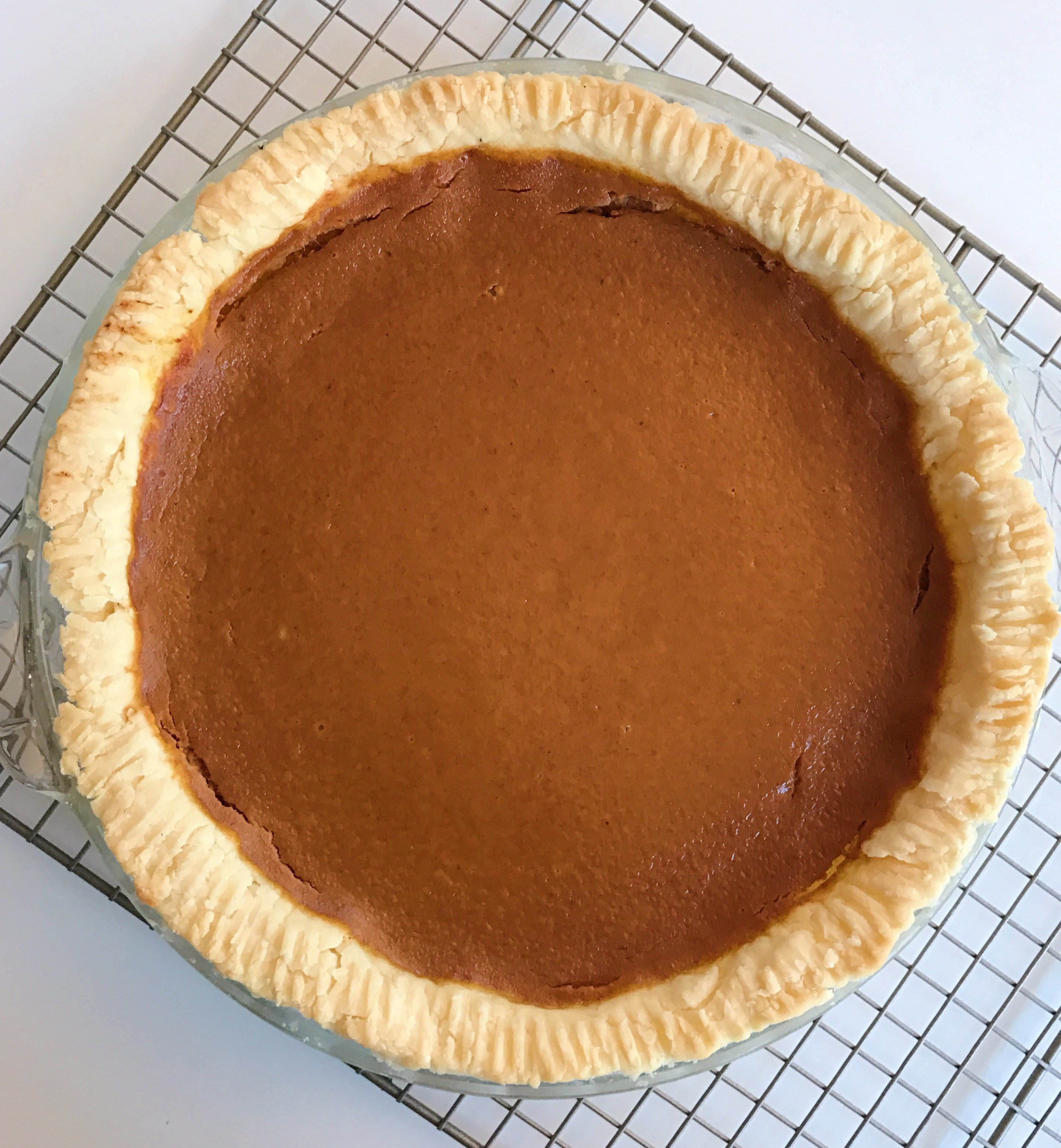 gluten free pumpkin pie #glutenfreerecipes www.healthygffamily.com