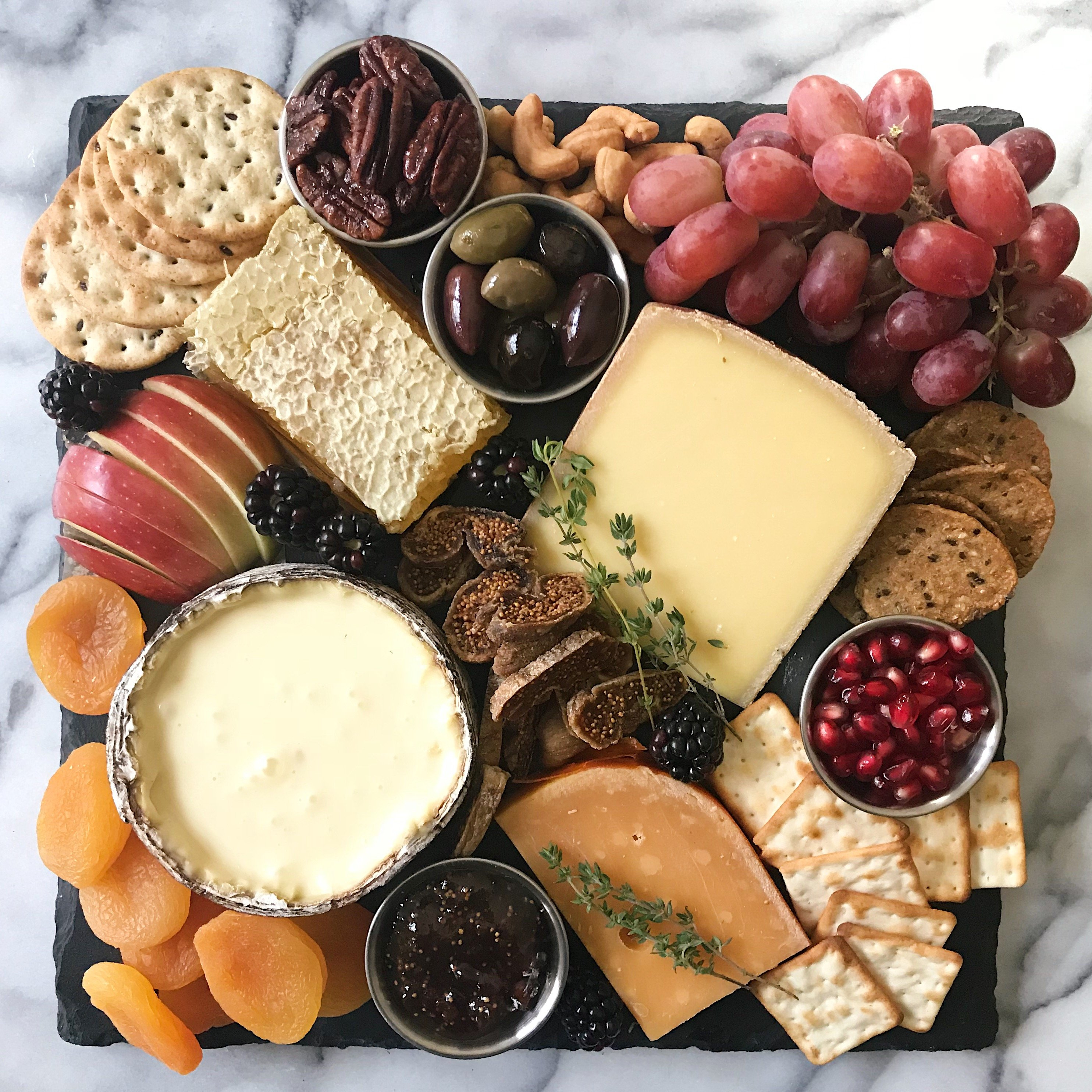cheese board www.healthygffamily.com