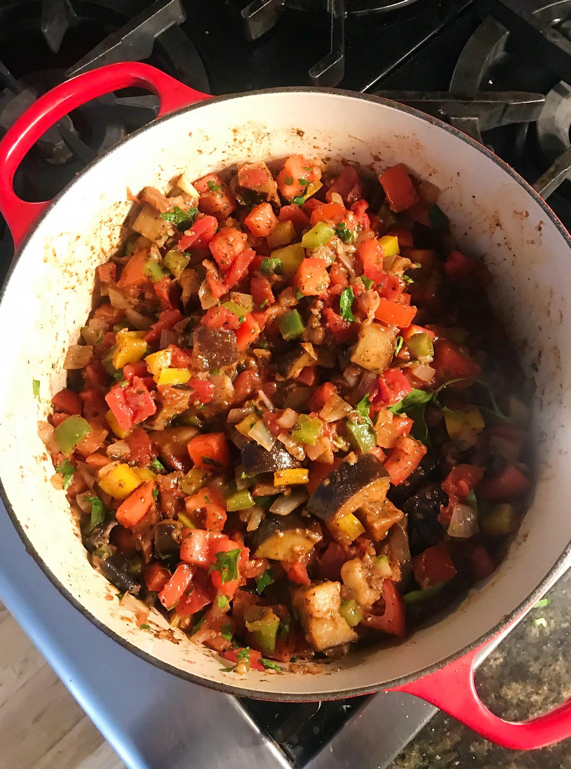 vegetarian chili gluten free #glutenfreerecipes www.healthygffamily.com
