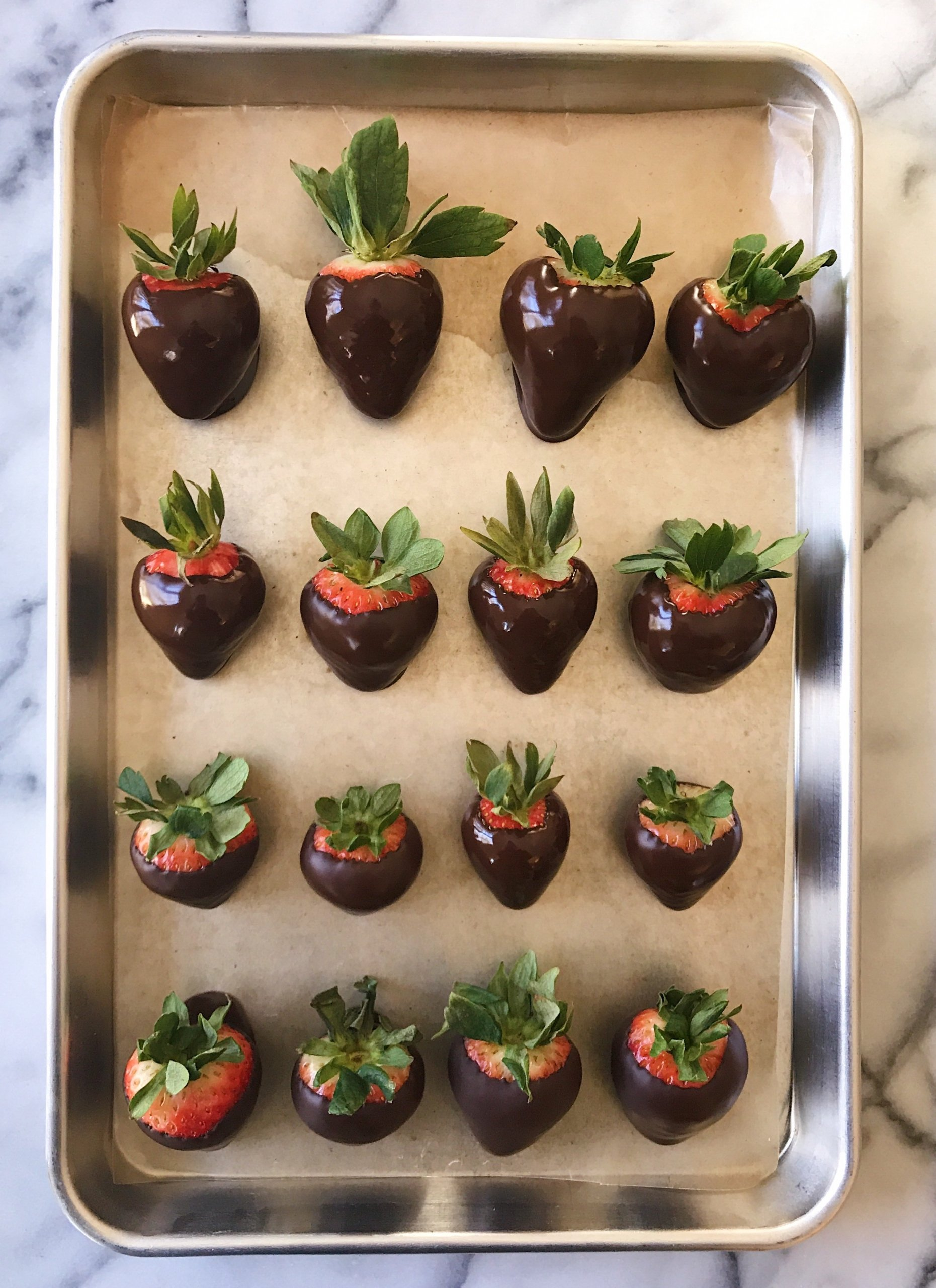 chocolate covered strawberry footballs gluten free #glutenfreerecipes www.healthygffamily.com