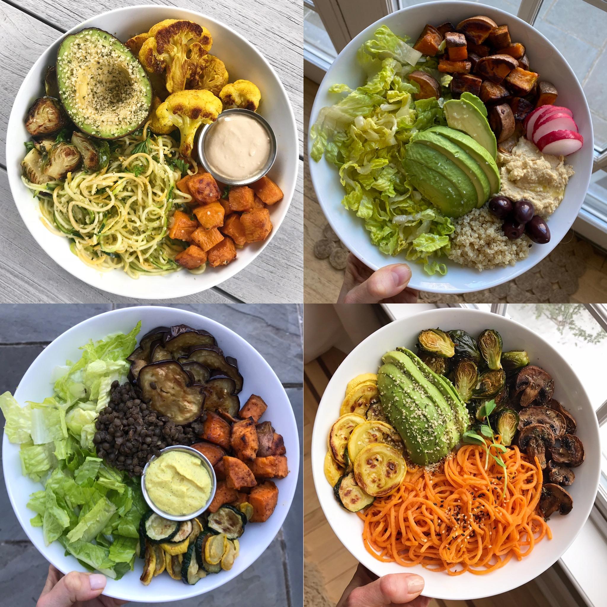 Roasted Vegetables gluten-free #glutenfreerecipes www.healthygffamily.com