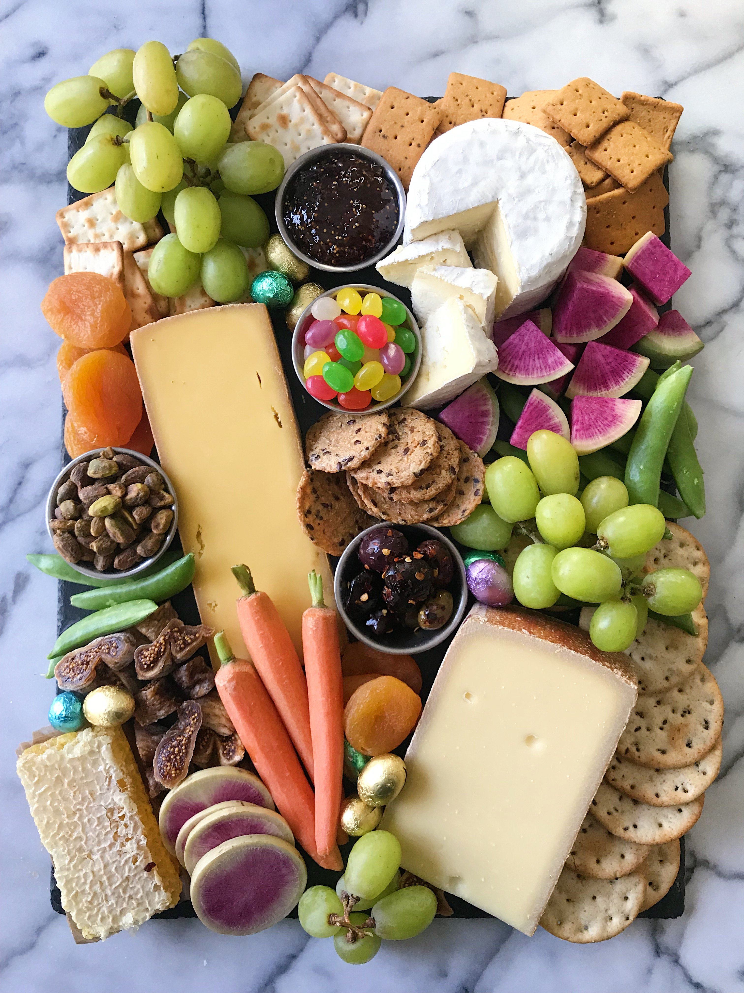 How To Build The Ultimate Cheese Board Easter Edition Healthygffamily Com