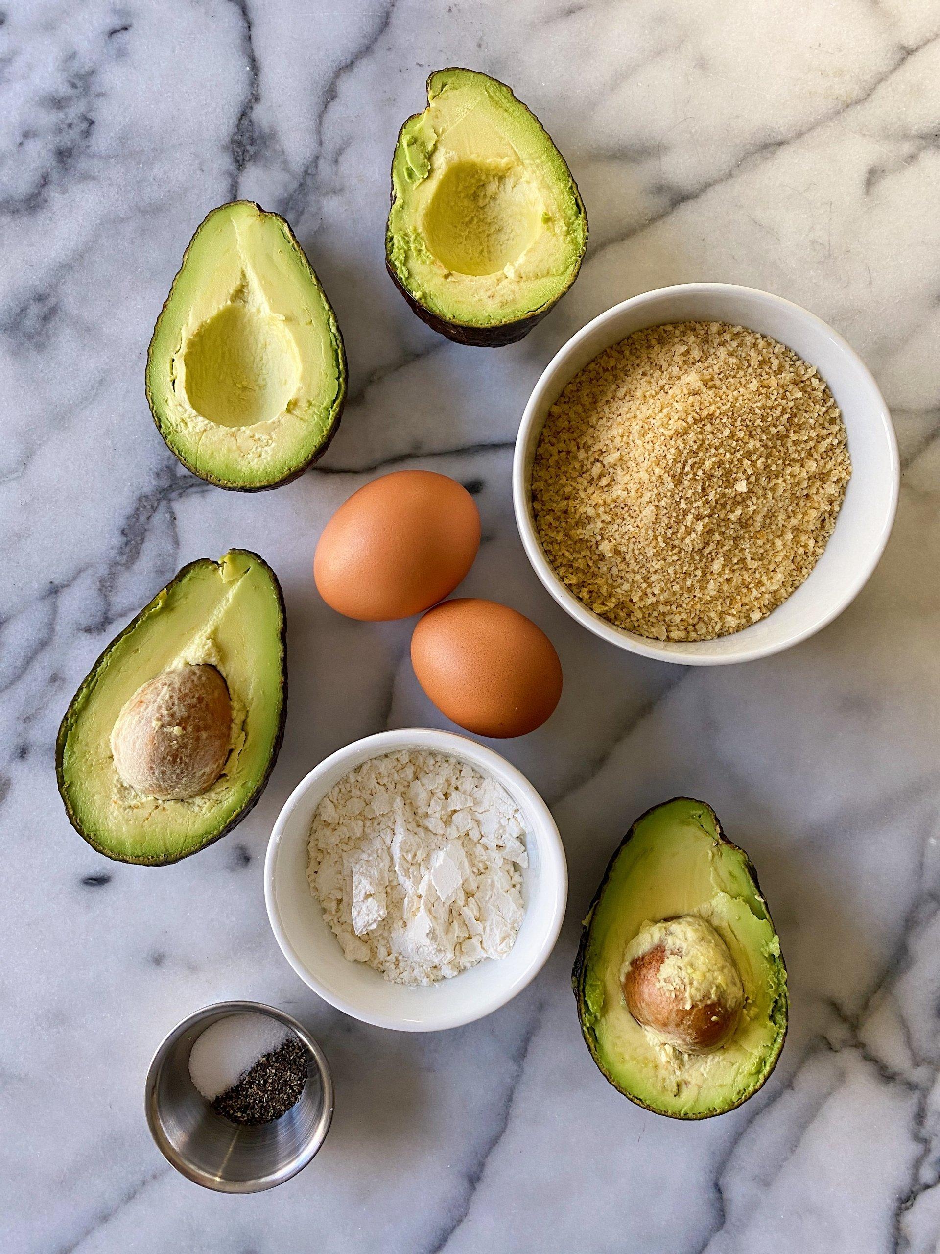 crispy baked avocado tacos gluten free #glutenfreerecipes www.healthygffamily.com