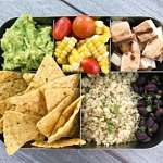 gluten free lunch #glutenfree #glutenfreerecipes www.healthygffamily.com
