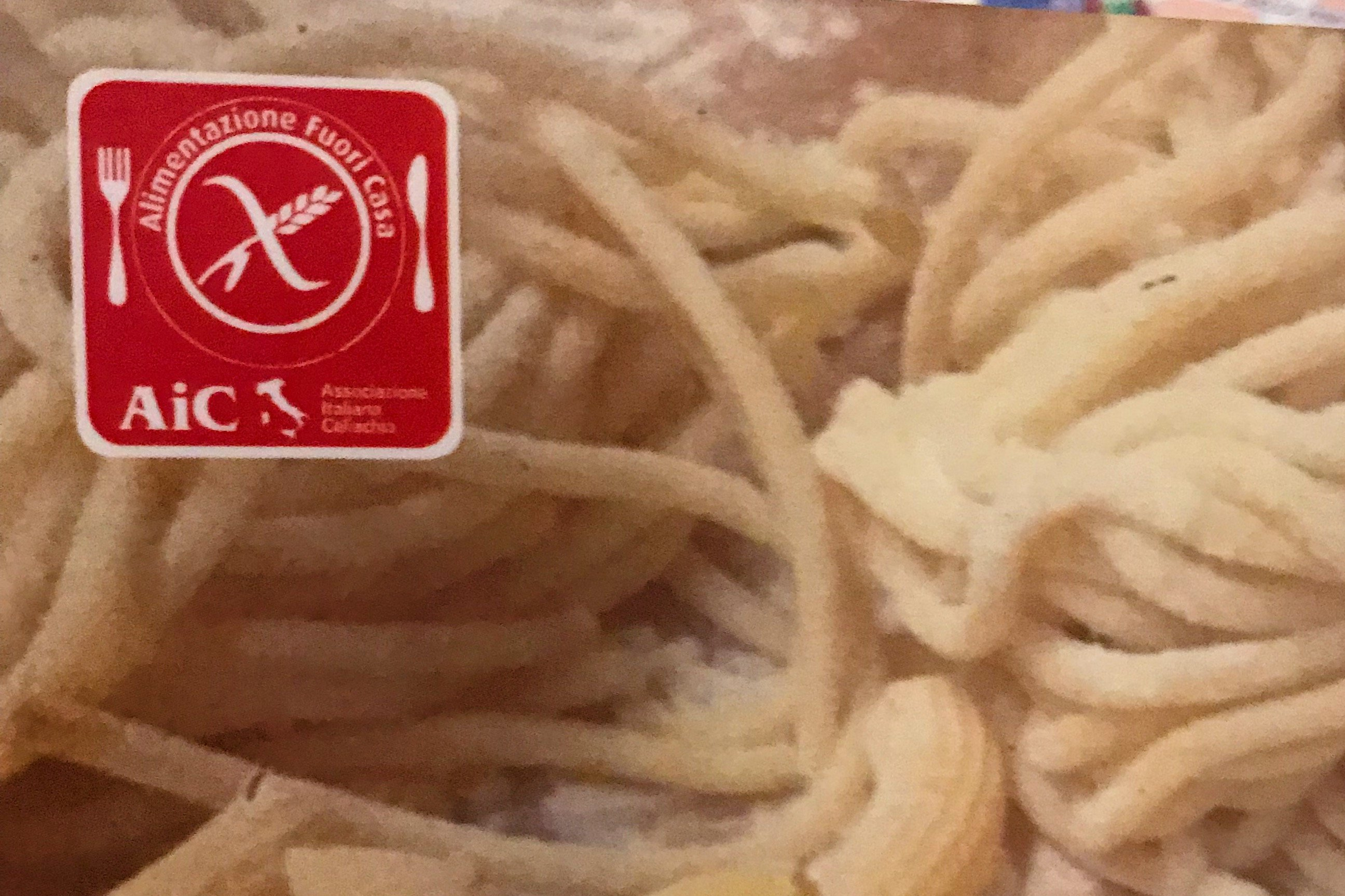 gluten free Florence Italy