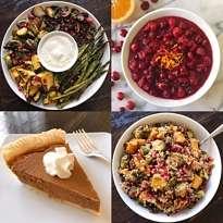 gluten free thanksgiving #glutenfree #glutenfreerecipes www.healthygffamily.com