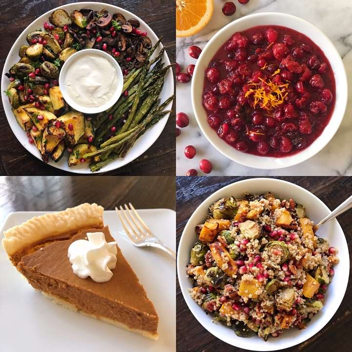 gluten free thanksgiving #glutenfree #glutenfreerecipes www.healthygffamily.com