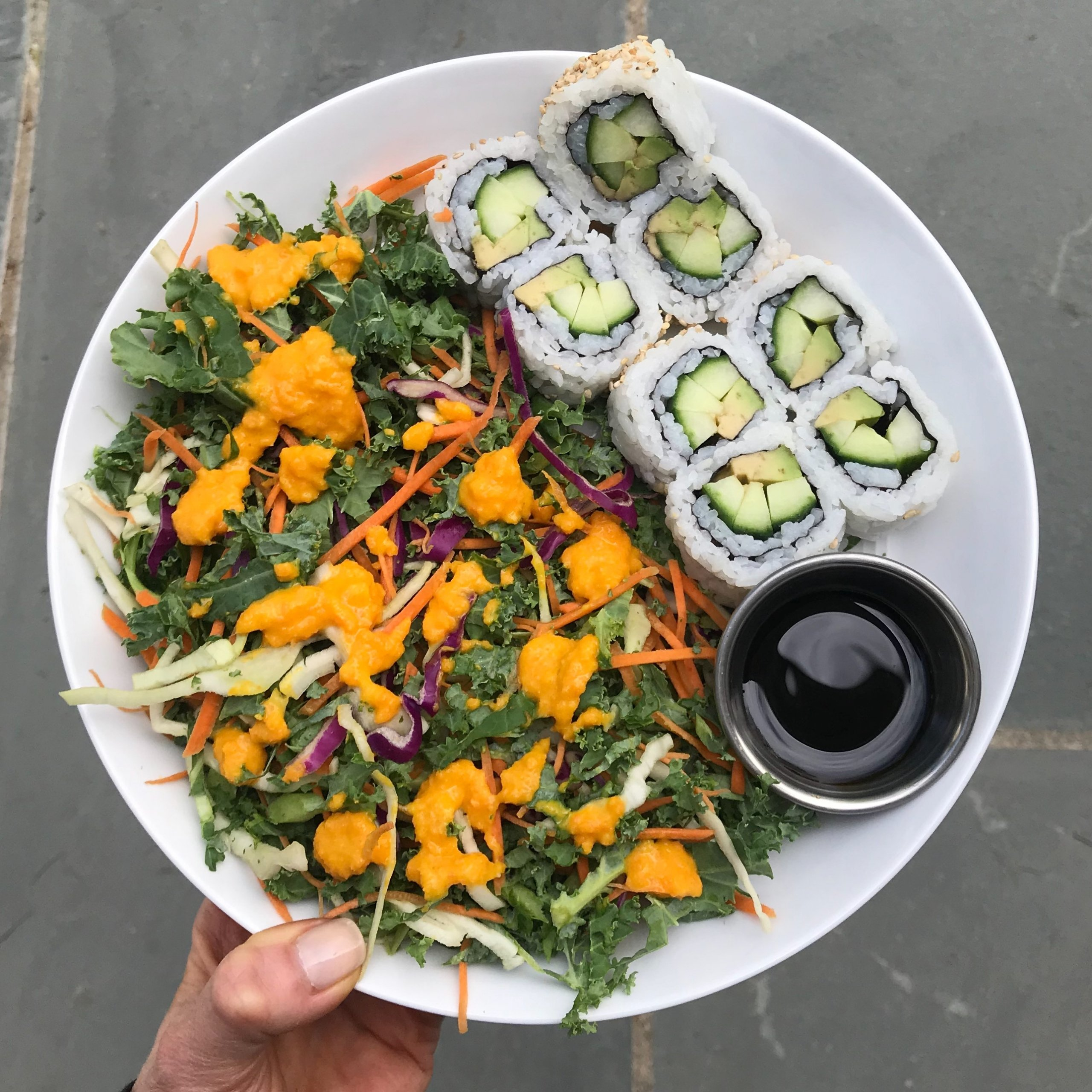 Is your sushi gluten-free www.healthygffamily.com