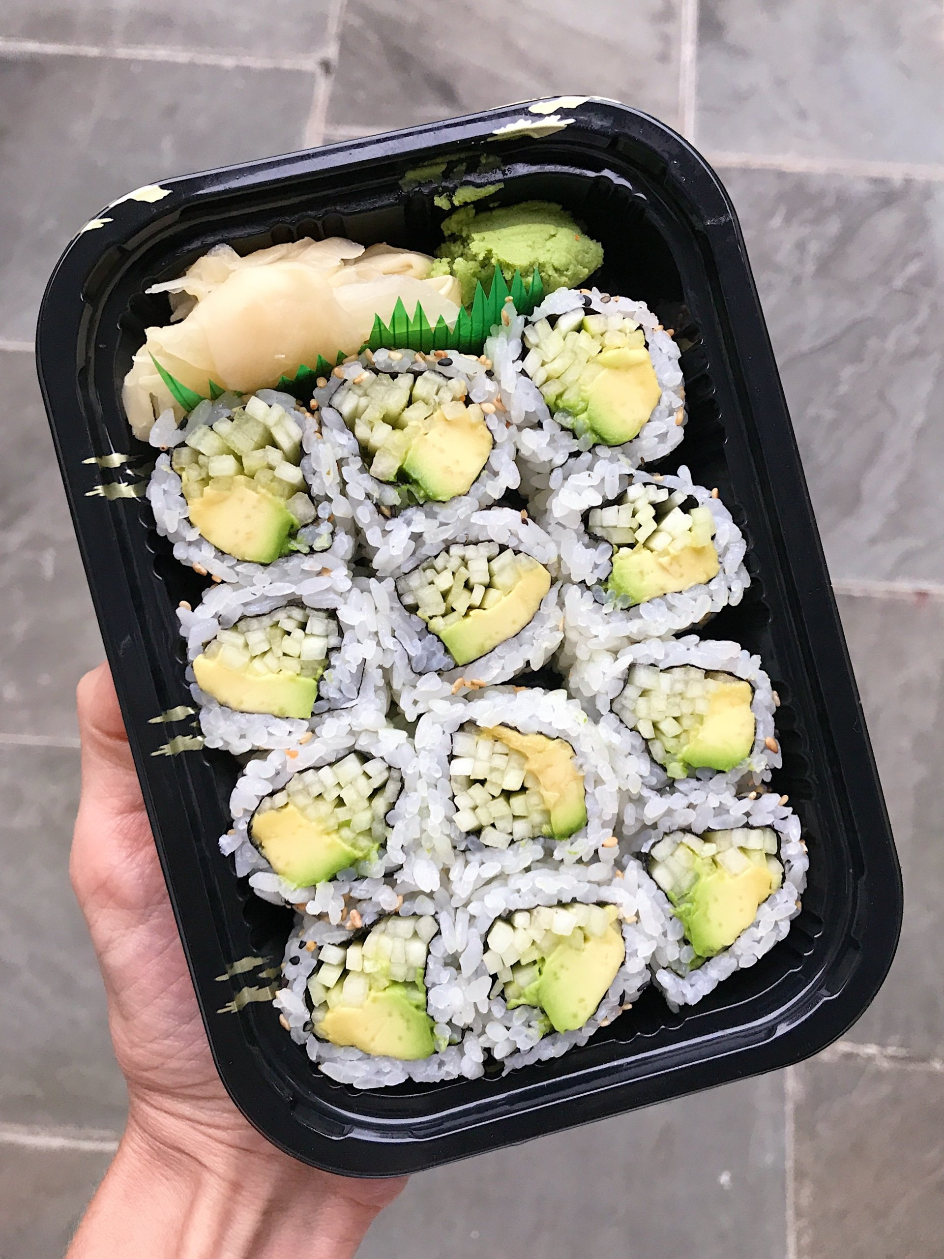 is your sushi gluten-free? www.healthgffamily.com