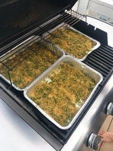 Baked Fish lemon herbed breadcrumbs gluten free #glutenfreerecipes www.healthygffamily.com