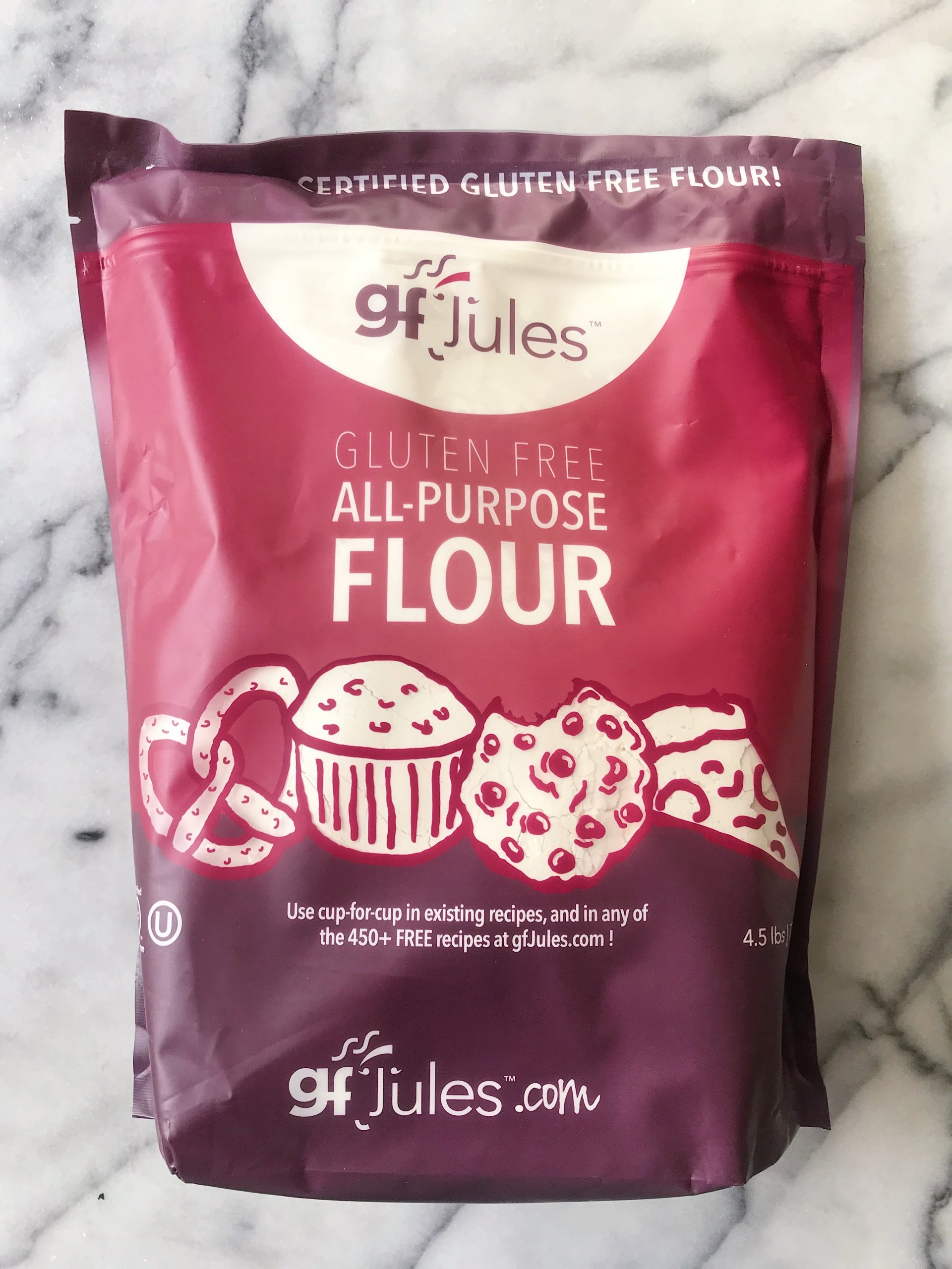 Favorite Gluten Free Flour #glutenfreerecipes www.healthygffamily.com