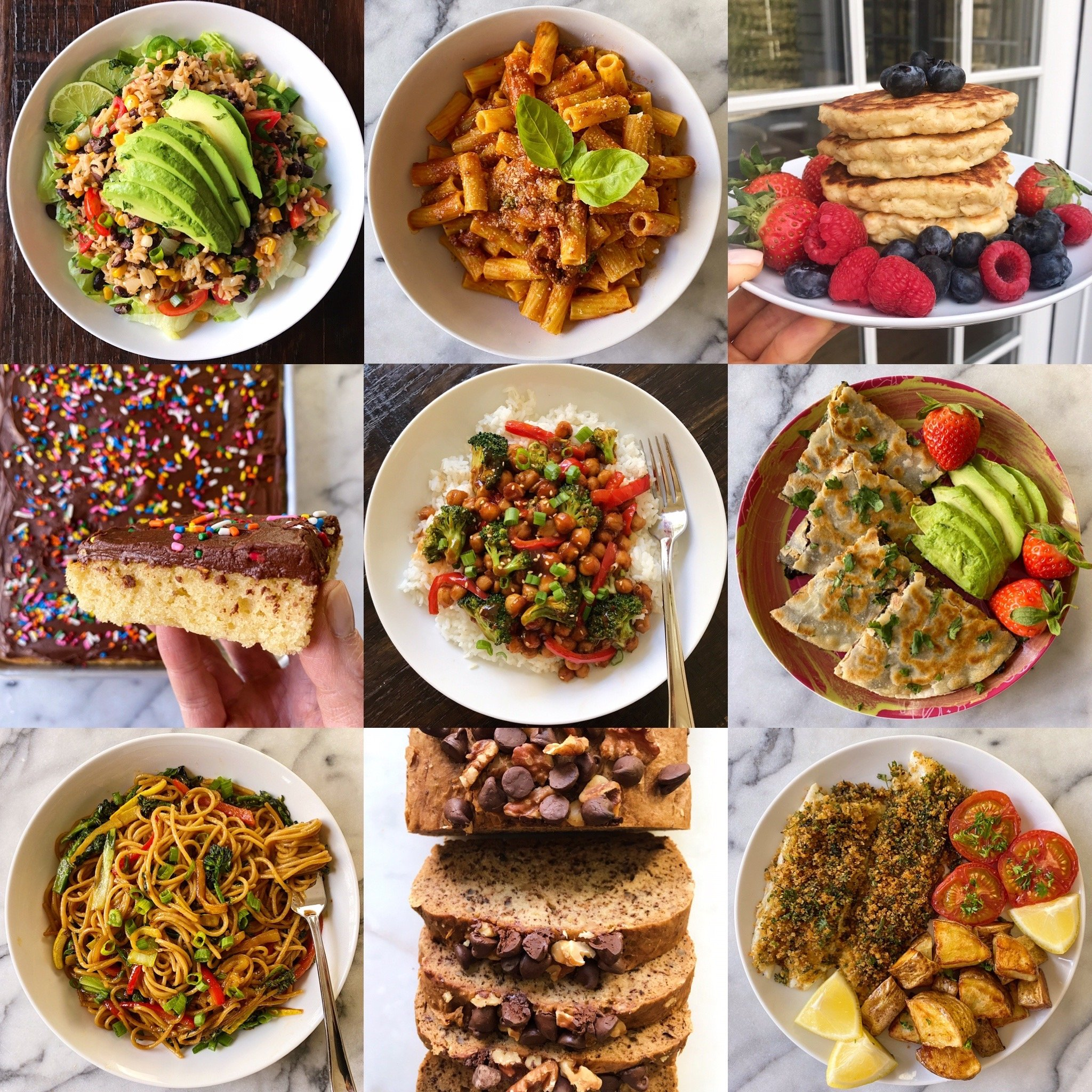 gluten free #glutenfreerecipes www.healthygffamily.com