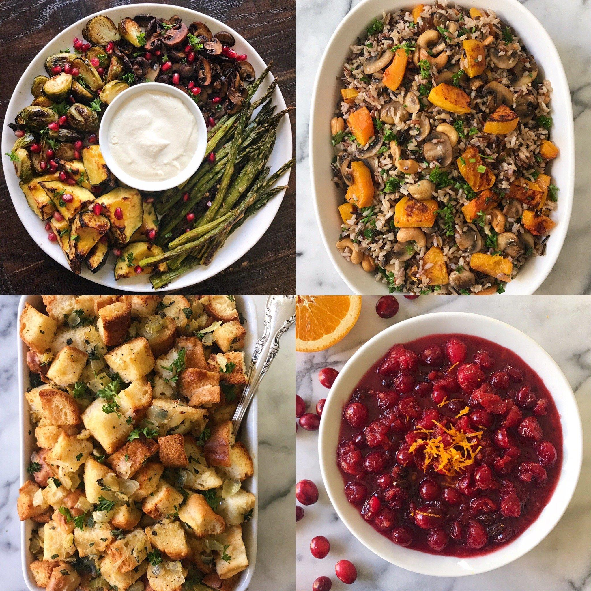 Gluten Free Thanksgiving 2020 www.healthygffamily.com