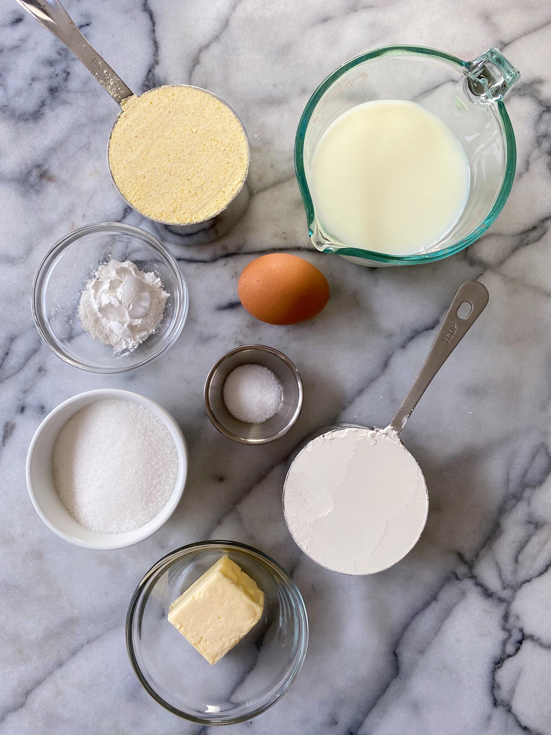 gluten free cornbread easr recipe www.healthygffamily.com